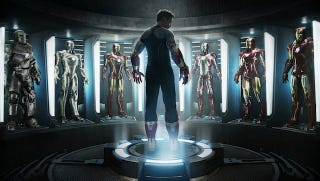 Illustration for article titled Check out the unseen tech of the Iron Man movies