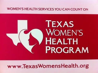 Illustration for article titled What Do You Think of the New Logo for Texas Women's Health? (Hint: It's the Worst)