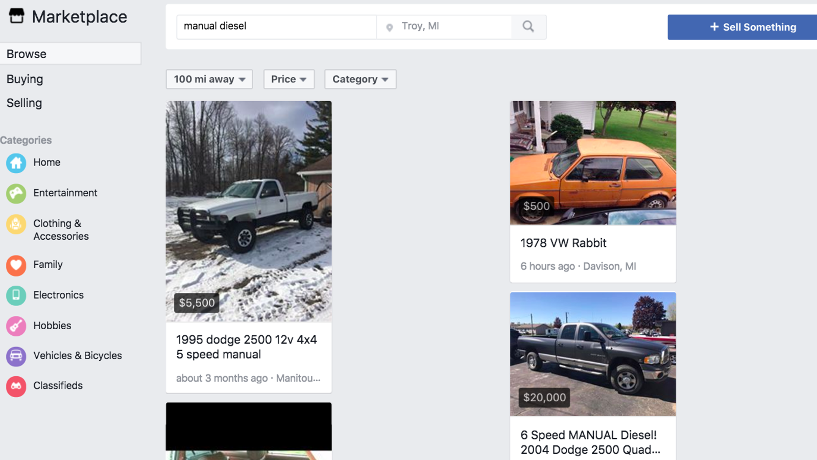Facebook Marketplace Is Better Than Craigslist For Car