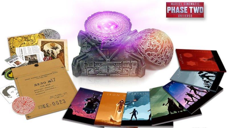 Marvel Phase 2 Box Set, $143
