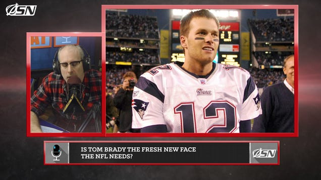 Could Tom Brady Be The New Face Of The NFL?