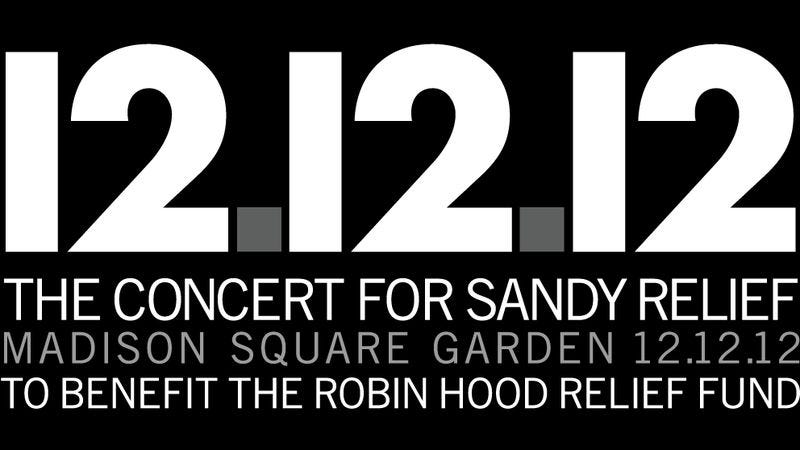 Illustration for article titled Paul McCartney, Bruce Springsteen, Kanye West, The Who, and more to perform at Hurricane Sandy relief concert
