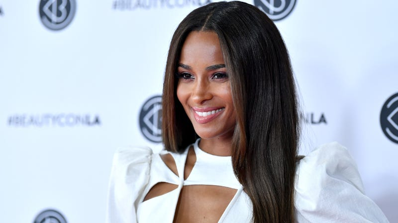Ciara attends Beautycon Festival Los Angeles 2019 at Los Angeles Convention Center on Aug. 11, 2019, in Los Angeles.