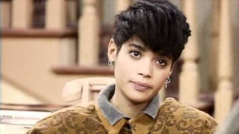 Lisa Bonet as Denise Huxtable