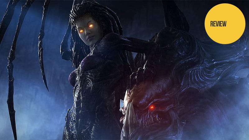Illustration for article titled StarCraft II: Heart of the Swarm: The Kotaku Review