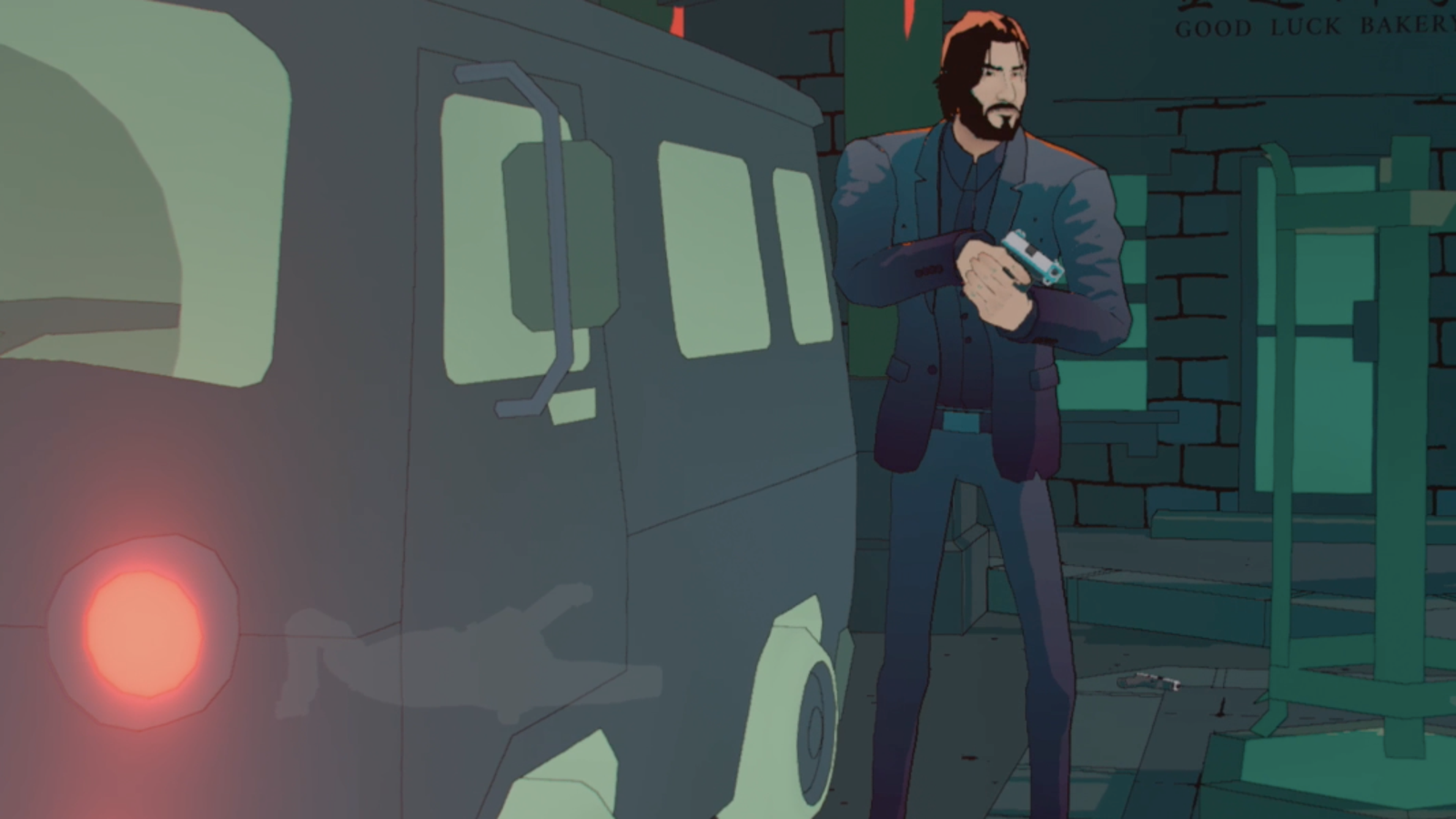 John Wick Hex Is The Closest You'll Get To Being John Wick