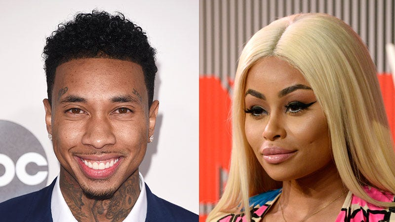 Illustration for article titled Tyga Reportedly Called Blac Chyna a 'Drunk Whore,' Is 'Trying to Destroy' Her Life