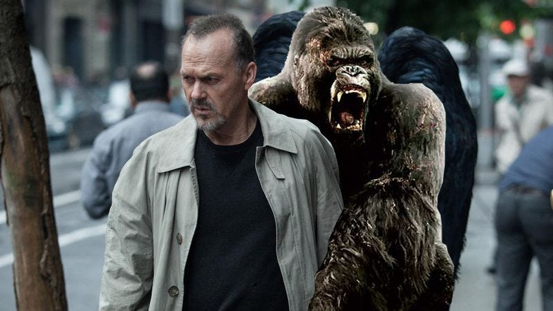 Illustration for article titled Michael Keaton in talks to join Kong: Skull Island