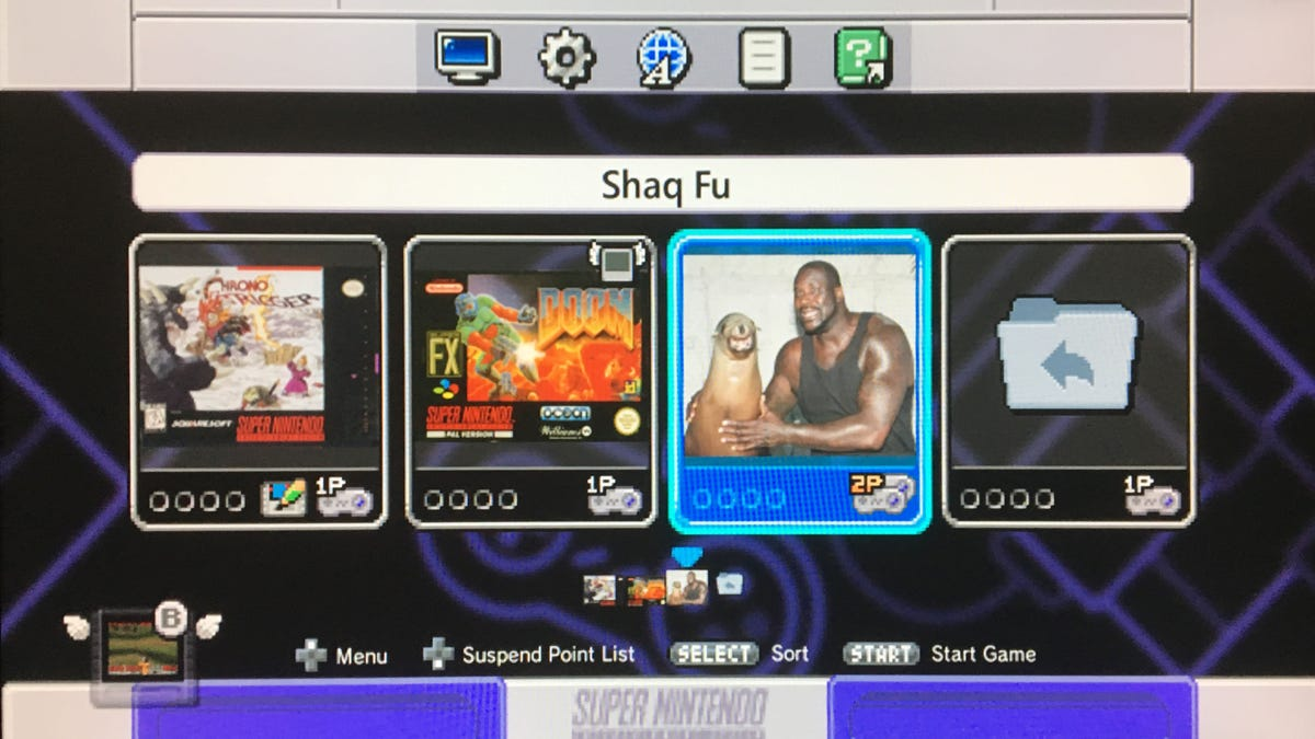 Easy Hack Lets You Add More Games to the SNES Classic Edition