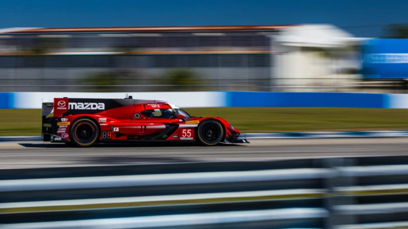 Photo credit: Mazda Motorsports