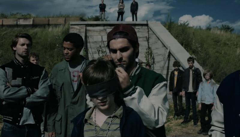 Image: Go North screencap from the trailer, Gunpowder & Sky