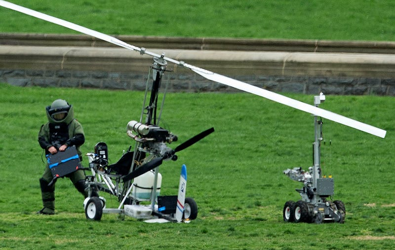Gyrocopter Exposes Weaknesses In D C 's Elaborate Air Defense System