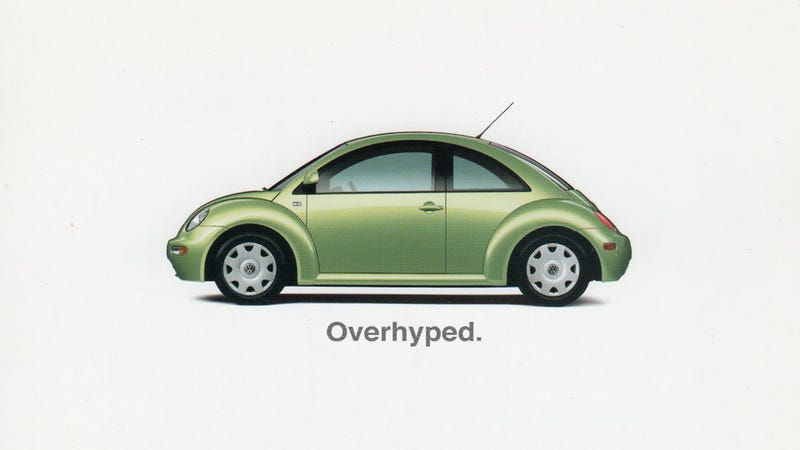 Illustration for article titled The Ten Most Overhyped Cars Of All Time