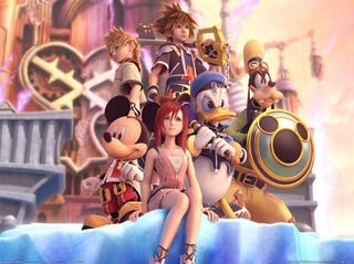 Illustration for article titled Kingdom Hearts A PS3 Exclusive, Will Be Seen At TGS