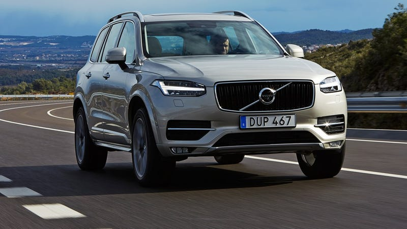 Illustration for article titled What's Oppo's opinion on the XC90? (plus mediocre review)