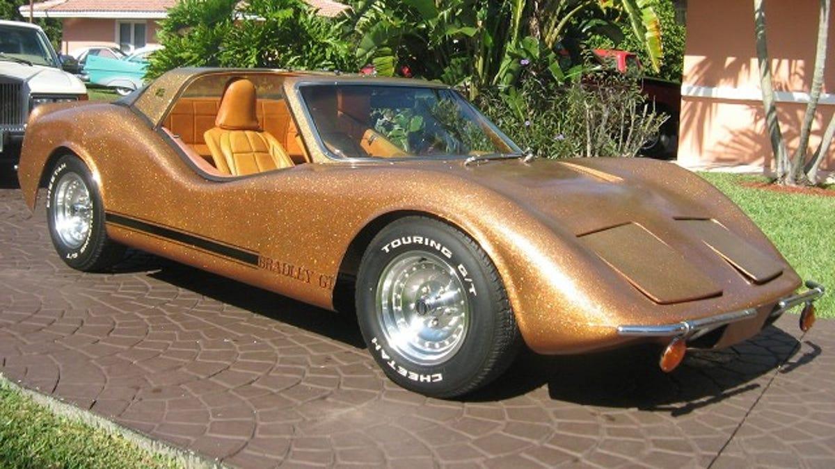 The ten coolest DIY cars