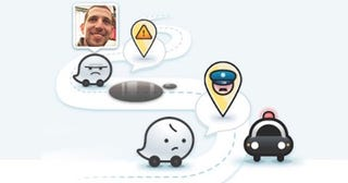 Illustration for article titled Some Police Think Google's Waze App Helps Would-Be Cop Killers