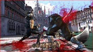 Illustration for article titled Ninja Gaiden II Review: Swan Song or Death Knell?