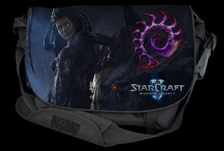 Illustration for article titled Blizzard Taps Razer For Official StarCraft II Gear