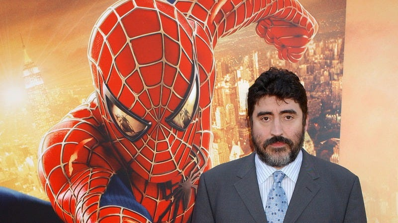 Alfred Molina at the Spider-Man 2 premiere (Photo: Gregg DeGuire/Getty Images)