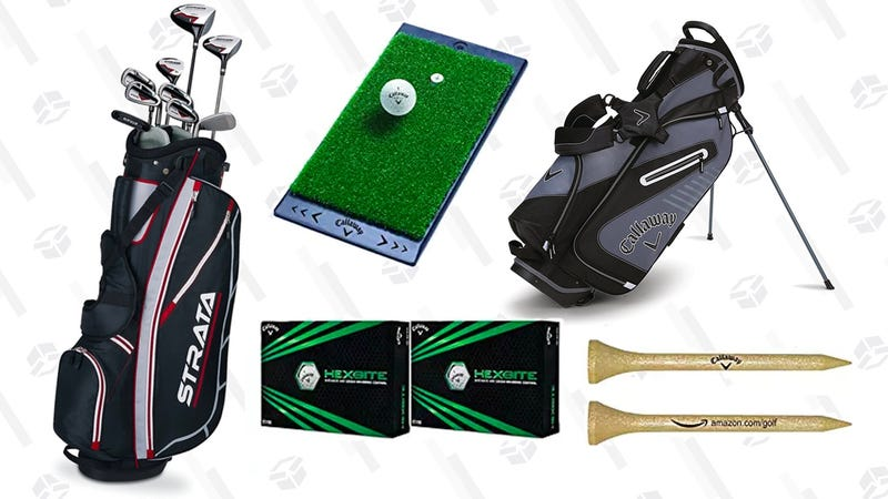 Up to 50% off Callaway Golf Gear | Amazon