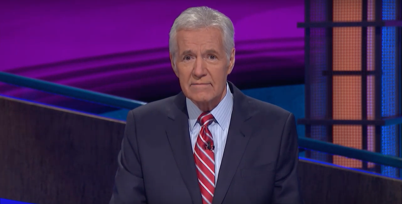 Illustration for article titled Alex Trebek Has Cancer. Damn, Damn, Damn.