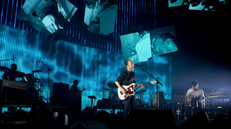 Illustration for article titled Radiohead Is Selling Its 'Hacked' Archives In the Name of Climate Change