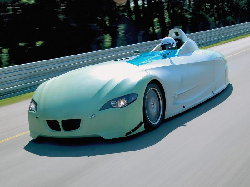 The Ten Weirdest Looking Race Cars