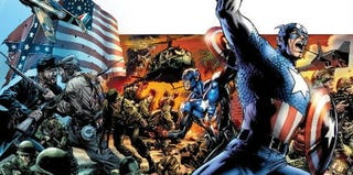 Illustration for article titled What And When Will We See In Captain America?