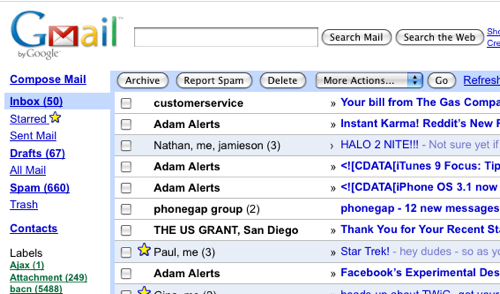 How to Access Gmail When It's Down