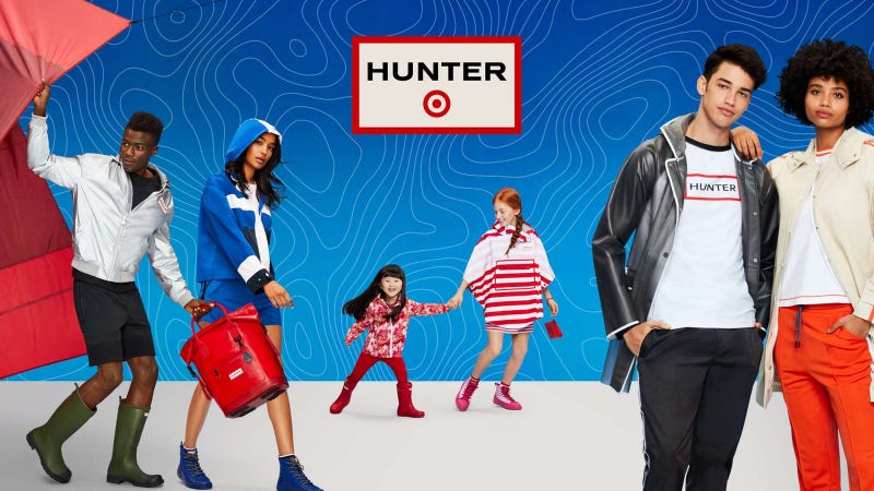 Illustration for article titled Target's New Hunter Collection Is More Than Just Well-Priced Rain Boots