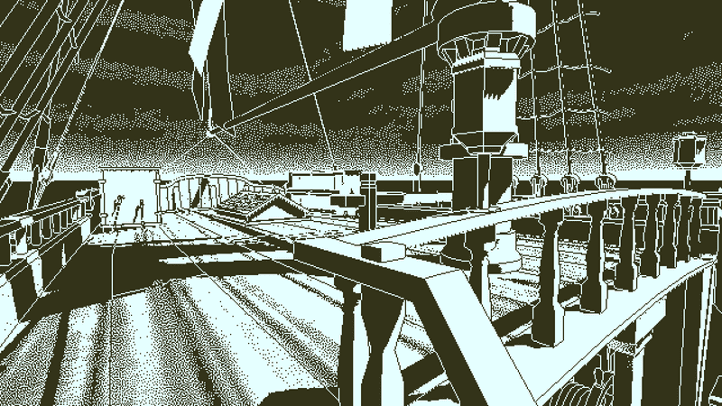 Return of the obra dinn