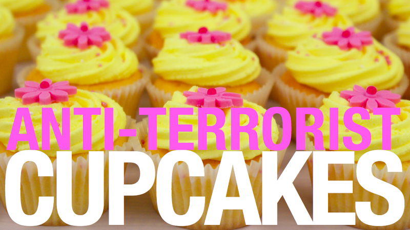 Illustration for article titled MI6 Hacked Al Qaeda Website, Swapping Bomb Recipes With Cupcake Recipes
