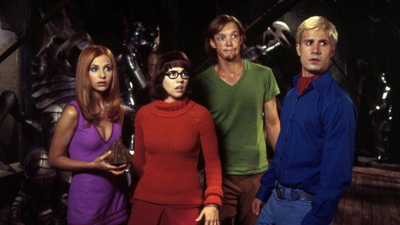 Illustration for article titled Warner Bros. still wants to reboot Scooby-Doo, obviously