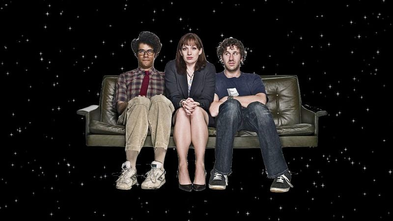 Illustration for article titled The creator of The IT Crowd is making a new comedy set on a space station