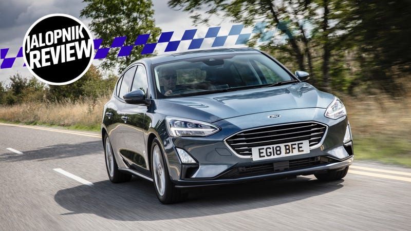 The 2019 Ford Focus Is As Good As You Want It To Be