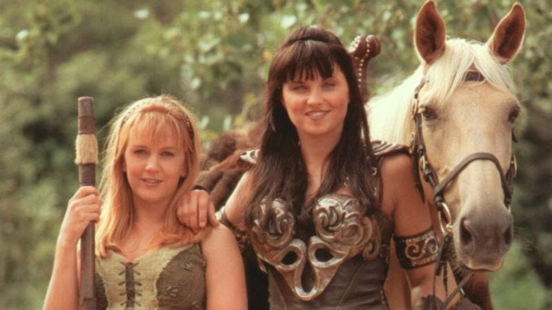 Illustration for article titled Lucy Lawless wants to revive Xena