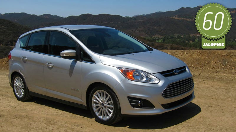 Illustration for article titled 2013 Ford C-Max Hybrid: The Jalopnik Review
