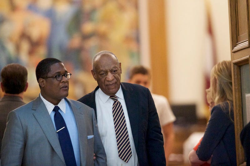 Bill Cosby, right (Mark Makela/Getty Images)