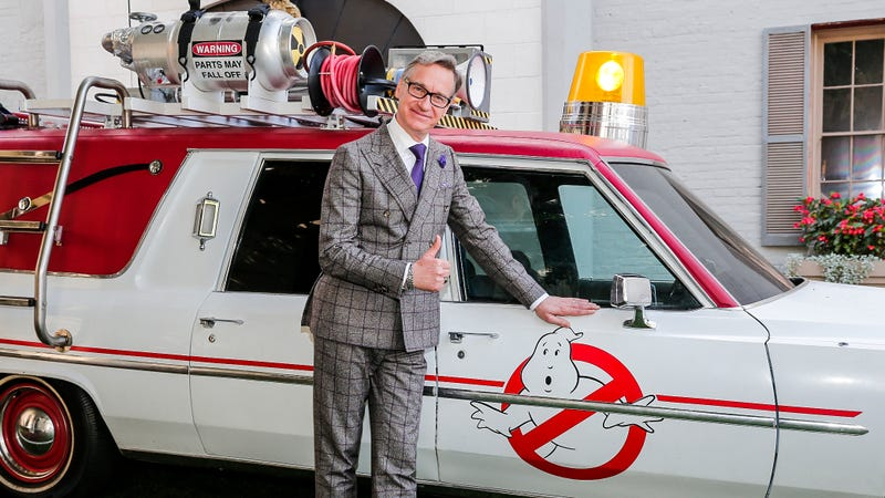 Illustration for article titled Paul Feig defends Jason Reitman after seemingly sexistGhostbusters comments