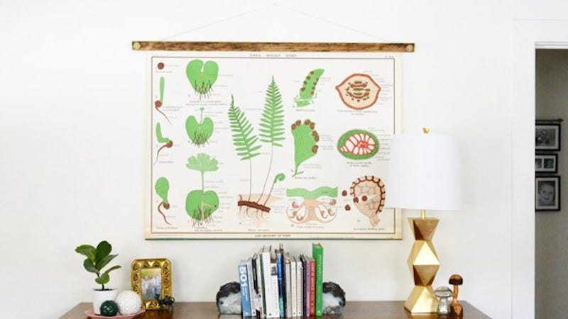 Make These Affordable, Classy DIY Poster Frames