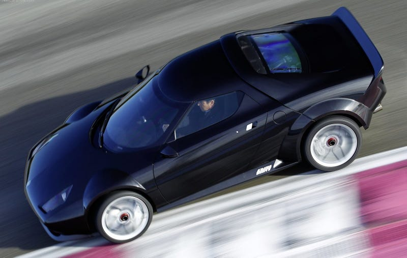Illustration for article titled New Lancia Stratos Buyers Will Need A Used Ferrari 430 ScuderiaAnd More Than $600,000