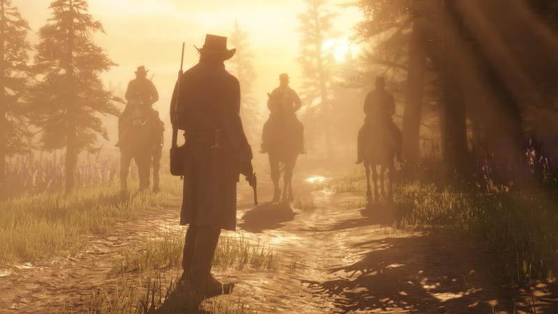 Illustration for article titled Red Dead Online's Big Update Is Testing The Patience Of Frustrated Players