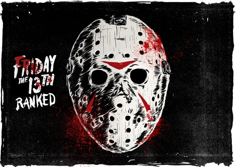 Illustration for article titled Friday The 13th Movies, Ranked