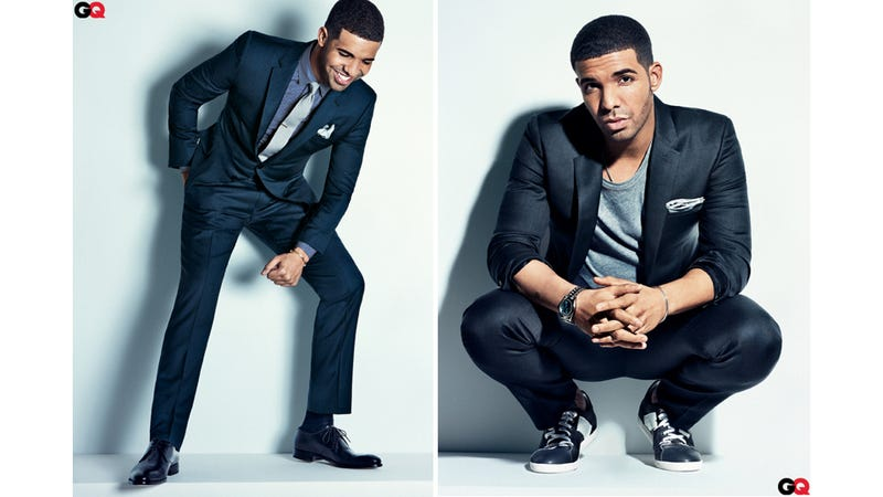 Illustration for article titled Drake's Seduction Techniques Include White Wine Spritzers,  John Hughes Movies
