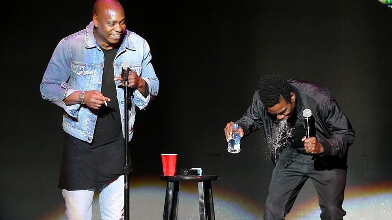 chappelle's show mere comedy or intellectual Which season has the episode when dave chappelle is on jury duty for michael jackson and r kelly and how many seasons are out for the chappelle show now.