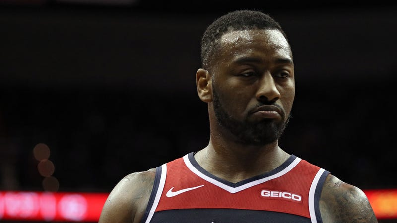 Illustration for article titled John Wall's Busted Heel Has Officially Put The Wizards Out Of Their Misery