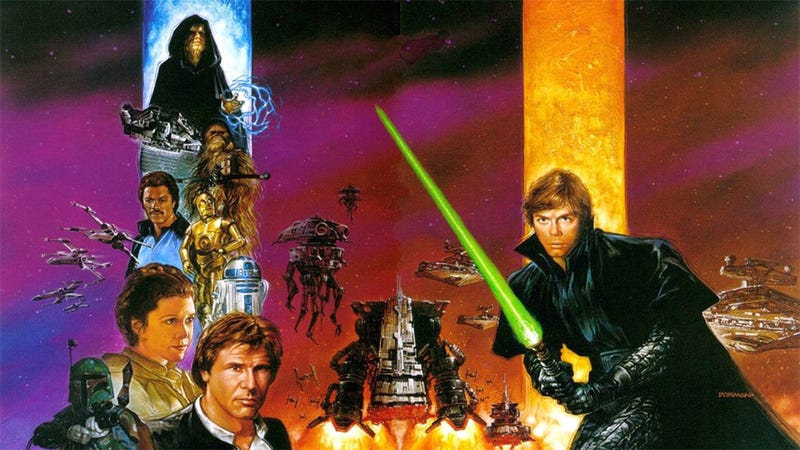 Illustration for article titled Dark Horse Comics is Losing the Star Wars License