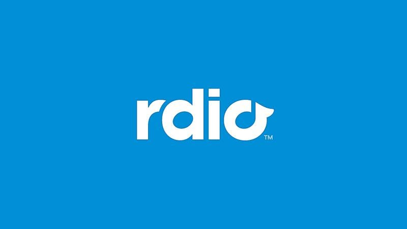 Illustration for article titled Rdio is gone, and with it a bunch of A.V. Club music content