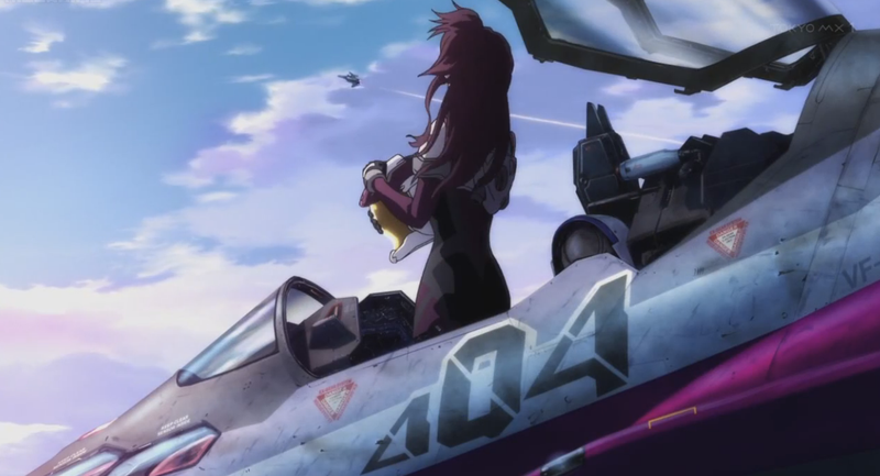 Illustration for article titled Macross Delta is getting an Anime movie!